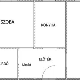 Eladó  panellakás (<span class='notranslate'>Veszprém</span>, <span class='notranslate'>Jutasi úti lakótelep</span>) 18,7 M   <span class='notranslate'>Ft</span>