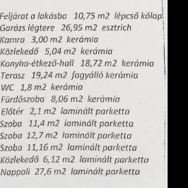 Eladó  családi ház (<span class='notranslate'>Veresegyház</span>, <span class='notranslate'>Revetek</span>) 77 M   <span class='notranslate'>Ft</span>