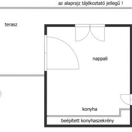 Kiadó  téglalakás (<span class='notranslate'>Budapest, XXI.  </span>kerület) 120 E   <span class='notranslate'>Ft</span>/hó