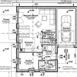 Eladó  családi ház (<span class='notranslate'>Fót</span>, <span class='notranslate'>Kisalag</span>) 78.5 M   <span class='notranslate'>Ft</span>
