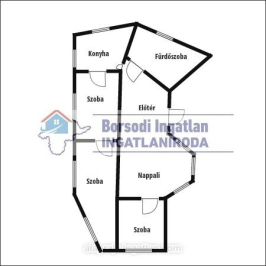 Eladó  családi ház (<span class='notranslate'>Rakamaz</span>, <span class='notranslate'></span>) 11 M   <span class='notranslate'>Ft</span>