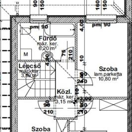 Eladó  sorház (<span class='notranslate'>Vác</span>, <span class='notranslate'>Václiget</span>) 58,5 M   <span class='notranslate'>Ft</span>