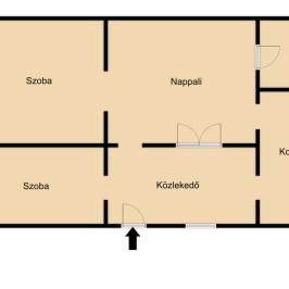 Eladó  családi ház (<span class='notranslate'>Nyíregyháza</span>, <span class='notranslate'>Borbánya</span>) 30.9 M   <span class='notranslate'>Ft</span>