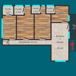 Eladó  családi ház (<span class='notranslate'>Budapest, X.  </span>kerület) 140 M   <span class='notranslate'>Ft</span>