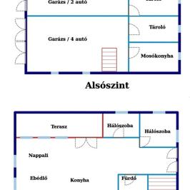 Eladó  családi ház (<span class='notranslate'>Budapest, XI.  </span>kerület) 238 M   <span class='notranslate'>Ft</span>