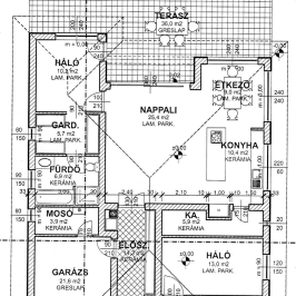 Eladó  családi ház (<span class='notranslate'>Érd</span>, <span class='notranslate'>Fenyves-Parkváros</span>) 174,9 M   <span class='notranslate'>Ft</span>