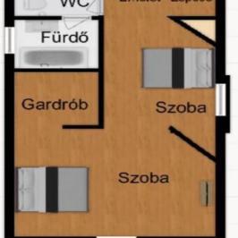 Eladó  családi ház (<span class='notranslate'>Kisbodak</span>, <span class='notranslate'></span>) 34,9 M   <span class='notranslate'>Ft</span> +ÁFA