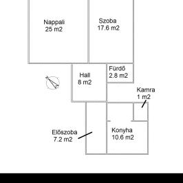 Eladó  téglalakás (<span class='notranslate'>Budapest, XIII.  </span>kerület) 57,9 M   <span class='notranslate'>Ft</span>