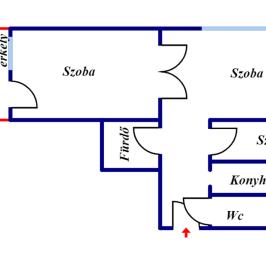 Eladó  téglalakás (<span class='notranslate'>Budapest, XIII.  </span>kerület) 44.9 M   <span class='notranslate'>Ft</span>