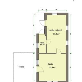 Eladó  családi ház (<span class='notranslate'>Vác</span>, <span class='notranslate'>Václiget</span>) 25,9 M   <span class='notranslate'>Ft</span>