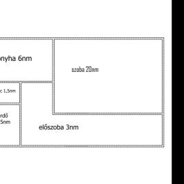 Eladó  panellakás (<span class='notranslate'>Vác</span>, <span class='notranslate'>Alsóváros</span>) 18,5 M   <span class='notranslate'>Ft</span>