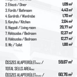 Eladó  téglalakás (<span class='notranslate'>Budapest, XIII.  </span>kerület) 59,24 M   <span class='notranslate'>Ft</span>