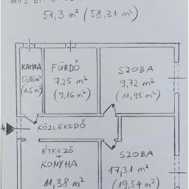 Eladó  családi ház (<span class='notranslate'>Erdőkertes</span>, <span class='notranslate'></span>) 64 M   <span class='notranslate'>Ft</span>