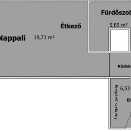 Eladó  panellakás (<span class='notranslate'>Vác</span>, <span class='notranslate'>Alsóváros</span>) 28,5 M   <span class='notranslate'>Ft</span>
