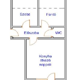 Eladó  téglalakás (<span class='notranslate'>Nyíregyháza</span>, <span class='notranslate'>Belváros közeli</span>) 22,4 M   <span class='notranslate'>Ft</span>