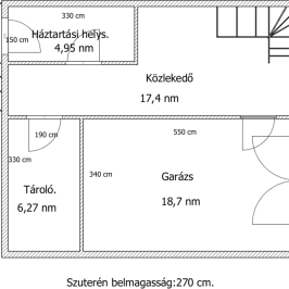 Eladó  sorház (<span class='notranslate'>Budapest, XVI.  </span>kerület) 115 M   <span class='notranslate'>Ft</span>
