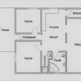 Eladó  családi ház (<span class='notranslate'>Nyíregyháza</span>, <span class='notranslate'>Nyírszőlős</span>) 39.9 M   <span class='notranslate'>Ft</span>
