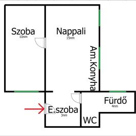 Eladó  téglalakás (<span class='notranslate'>Budapest, VII.  </span>kerület) 27,9 M   <span class='notranslate'>Ft</span>