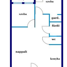Eladó  téglalakás (<span class='notranslate'>Nyíregyháza</span>, <span class='notranslate'>Korányi kertváros</span>) 24.5 M   <span class='notranslate'>Ft</span>