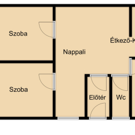 Eladó  családi ház (<span class='notranslate'>Nyíregyháza</span>, <span class='notranslate'>Nyírszőlős</span>) 23 M   <span class='notranslate'>Ft</span>