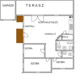 Eladó  családi ház (<span class='notranslate'>Szigetszentmiklós</span>, <span class='notranslate'>Városközpont</span>) 55,6 M   <span class='notranslate'>Ft</span>