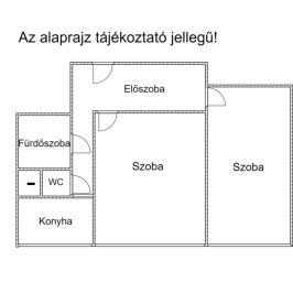 Eladó  panellakás (<span class='notranslate'>Vác</span>, <span class='notranslate'>Alsóváros</span>) 25,9 M   <span class='notranslate'>Ft</span>