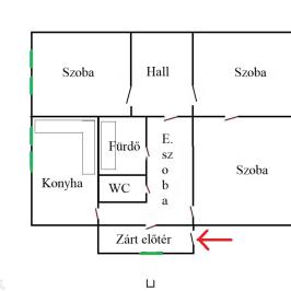 Eladó  panellakás (<span class='notranslate'>Budapest, X.  </span>kerület) 28 M   <span class='notranslate'>Ft</span>