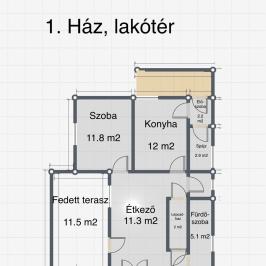 Eladó  családi ház (<span class='notranslate'>Vanyarc</span>, <span class='notranslate'></span>) 30,9 M   <span class='notranslate'>Ft</span>