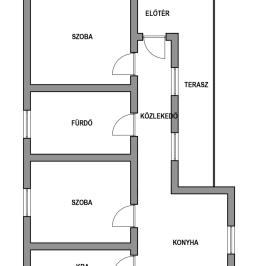 Eladó  családi ház (<span class='notranslate'>Kóka</span>, <span class='notranslate'></span>) 22,9 M   <span class='notranslate'>Ft</span>