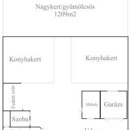 Eladó  családi ház (<span class='notranslate'>Fedémes</span>, <span class='notranslate'></span>) 8.5 M   <span class='notranslate'>Ft</span>
