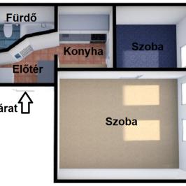 Eladó  téglalakás (<span class='notranslate'>Budapest, VII.  </span>kerület) 26.9 M   <span class='notranslate'>Ft</span>