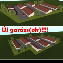Eladó  garázs (<span class='notranslate'>Eger</span>, <span class='notranslate'>Maklárihóstya</span>) 6.9 M   <span class='notranslate'>Ft</span>