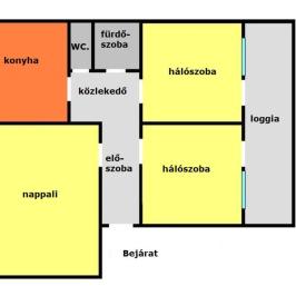 Eladó  panellakás (<span class='notranslate'>Eger</span>, <span class='notranslate'>Felsőváros</span>) 24,2 M   <span class='notranslate'>Ft</span>