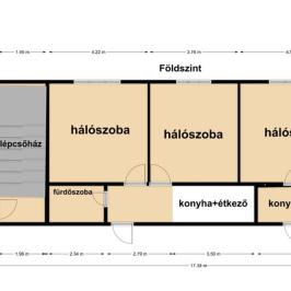 Eladó  családi ház (<span class='notranslate'>Budapest, XXIII.  </span>kerület) 45,6 M   <span class='notranslate'>Ft</span>