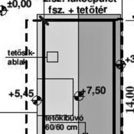 Eladó  családi ház (<span class='notranslate'>Budapest, XVIII.  </span>kerület) 83.9 M   <span class='notranslate'>Ft</span>