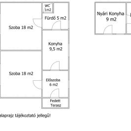 Eladó  családi ház (<span class='notranslate'>Érsekvadkert</span>, <span class='notranslate'></span>) 15 M   <span class='notranslate'>Ft</span>