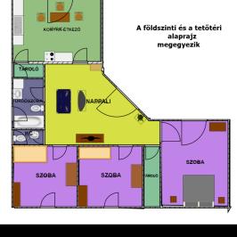 Eladó  családi ház (<span class='notranslate'>Tököl</span>, <span class='notranslate'>Papkert</span>) 42 M   <span class='notranslate'>Ft</span>