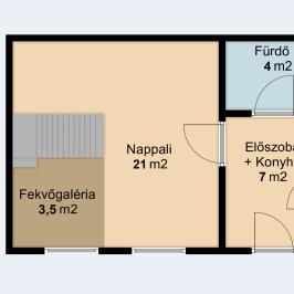 Eladó  téglalakás (<span class='notranslate'>Budapest, III.  </span>kerület) 26.9 M   <span class='notranslate'>Ft</span>