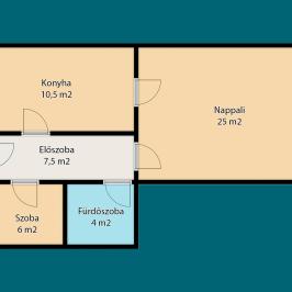 Eladó  téglalakás (<span class='notranslate'>Budapest, XIV.  </span>kerület) 35,9 M   <span class='notranslate'>Ft</span>