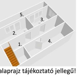 Eladó  családi ház (<span class='notranslate'>Gyömrő</span>, <span class='notranslate'>Klotildtelep</span>) 41.9 M   <span class='notranslate'>Ft</span>