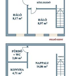 Eladó  téglalakás (<span class='notranslate'>Budapest, XI.  </span>kerület) 38,5 M   <span class='notranslate'>Ft</span>