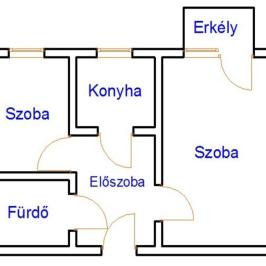 Eladó  panellakás (<span class='notranslate'>Nyíregyháza</span>, <span class='notranslate'>Jósaváros</span>) 15.5 M   <span class='notranslate'>Ft</span>