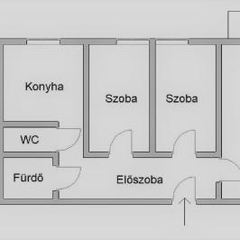 Eladó  panellakás (<span class='notranslate'>Nyíregyháza</span>, <span class='notranslate'>Örökösföld</span>) 19.9 M   <span class='notranslate'>Ft</span>
