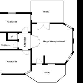 Eladó  családi ház (<span class='notranslate'>Szigetszentmiklós</span>, <span class='notranslate'>Bucka</span>) 67.9 M   <span class='notranslate'>Ft</span>