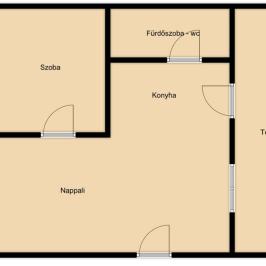 Eladó  családi ház (<span class='notranslate'>Nyírpazony</span>, <span class='notranslate'>Kabalás</span>) 24.9 M   <span class='notranslate'>Ft</span>