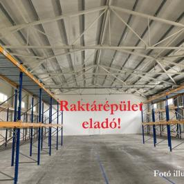 Eladó  csarnok (<span class='notranslate'>Eger</span>, <span class='notranslate'>Lajosváros</span>) 310 M   <span class='notranslate'>Ft</span>