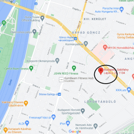 Kiadó  panellakás (<span class='notranslate'>Budapest, XIII.  </span>kerület) 124 E   <span class='notranslate'>Ft</span>/hó