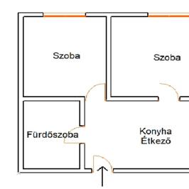 Eladó  téglalakás (<span class='notranslate'>Nyíregyháza</span>, <span class='notranslate'>Bujtos</span>) 25.5 M   <span class='notranslate'>Ft</span>