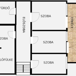 Eladó  családi ház (<span class='notranslate'>Budapest, XVI.  </span>kerület) 97 M   <span class='notranslate'>Ft</span>