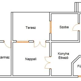 Eladó  családi ház (<span class='notranslate'>Kótaj</span>, <span class='notranslate'></span>) 12,9 M   <span class='notranslate'>Ft</span>
